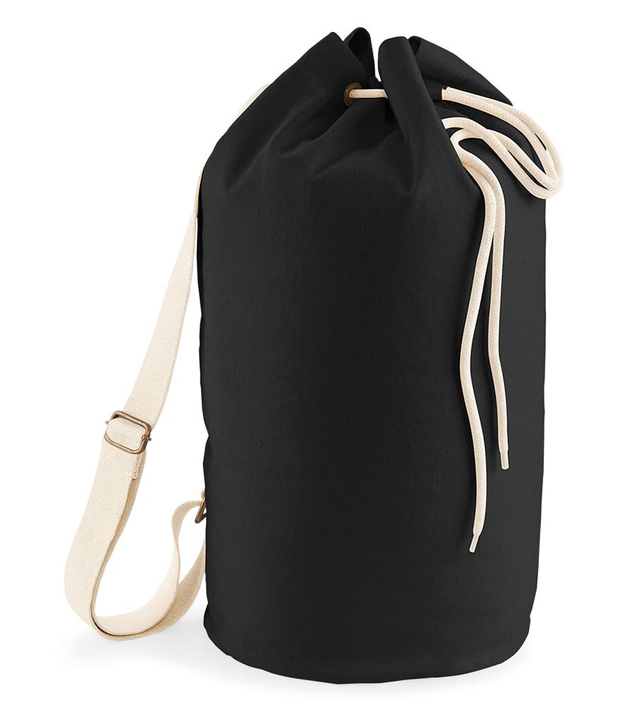 Westford Mill Organic Premium Cotton Stuff Bag Gym Laundry Storage Bag W266
